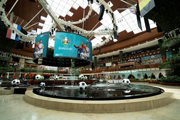Enjoy Fun and Exciting Euro Cup Matches at Mall of Qatar