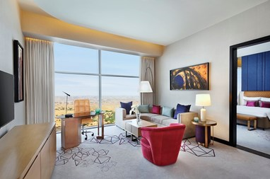 Executive King Suite Living Room
