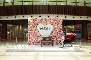 Mall of Qatar celebrates Mother's Day, gives visitors a chance to win valuable prizes