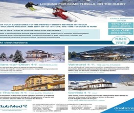 Clubmed Winter Offer