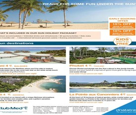 Clubmed Winter Promo