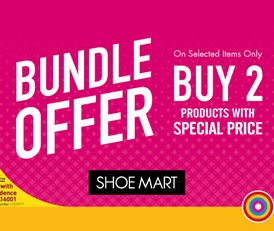 Bundle Offer in Shoe Mart at Centrepoint!