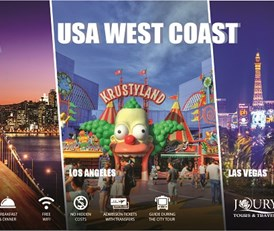 07N/08D USA WEST COAST OFFER  ( SAN FRANCISCO, LOS ANGELES, LAS VEGAS)