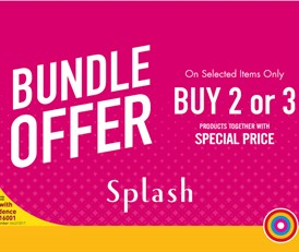 Splash Bundle Offer