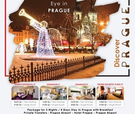 NEW YEARS EVE IN PRAGUE PACKAGE