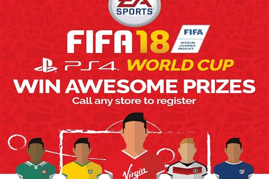 Virgin World Cup Competitions