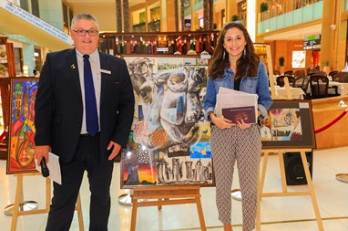 Winners of Mall of Qatar's art competition revealed