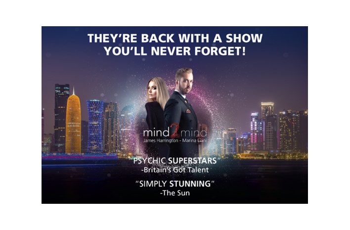 Britain's Got Talent 2019 telepathic couple to perform at Mall of Qatar