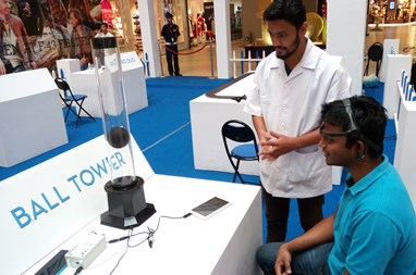 Put your brain to test at Mall of Qatar