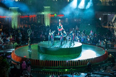Mall of Qatar marks Sport Day celebrations with diverse activities and thrilling shows