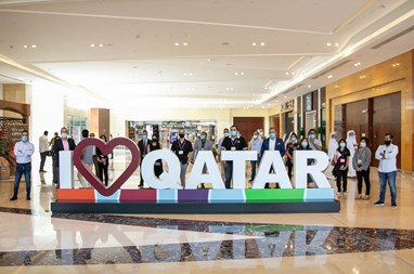 Mall of Qatar welcomes media in a real shopping and dining experience