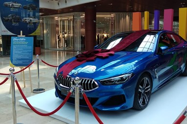 """Mall of Qatar Celebrates the Biggest """"Pick & Choose"""" Festival with 20 Cars to Giveaway"""