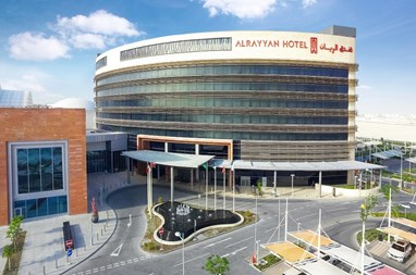 AlRayyan Hotel - Outside 1