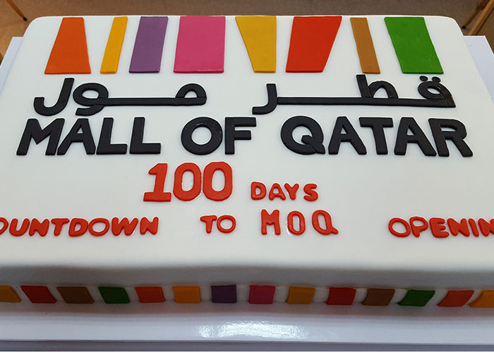 Excitement grows as Mall of Qatar enters the last 100 days before launch