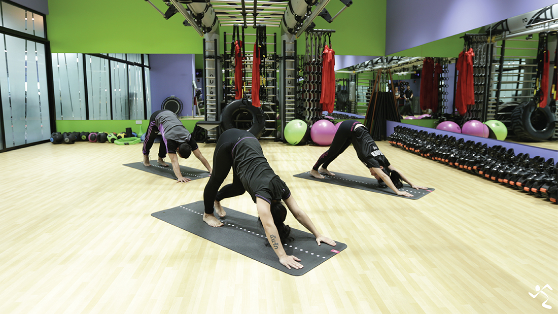 Anytime Fitness Shopping Mall Of Qatar