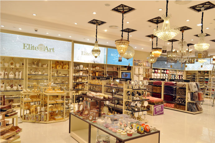 Landmark Qatar Shoe Shops
