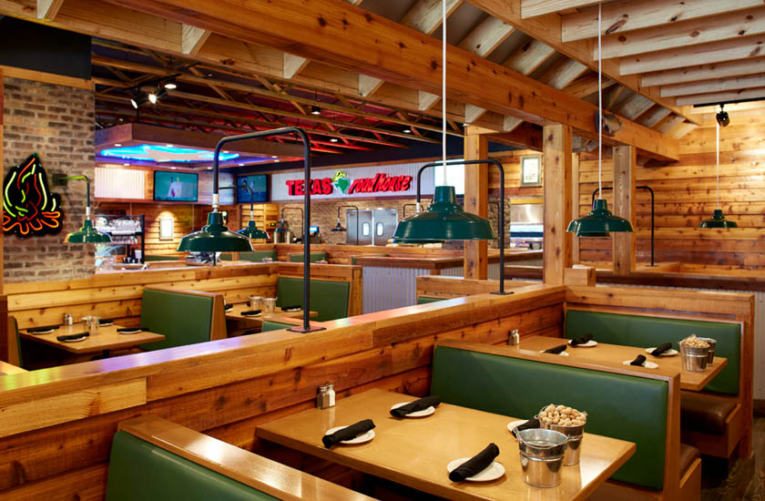 Texas Roadhouse Dining Mall Of Qatar